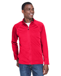 DG420 Devon & Jones Men's Stretch Tech-Shell® Compass Full-Zip