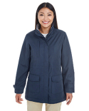 DG794W Devon & Jones Ladies' Hartford All-Season Hip-Length Club Jacket