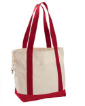 EC8035 econscious 12 oz. Organic Cotton Canvas Boat Tote Bag