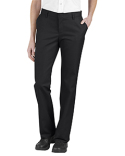 FP322 Dickies Ladies' Relaxed Fit Flat Front Twill Pant
