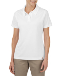 FS405 Dickies Ladies' Industrial Performance Short-Sleeve Polo