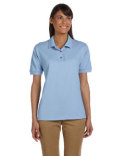 G380L Gildan Ladies'  Ultra Cotton® Ladies' 6.3 oz. Piqué Polo