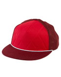 H0117H Alternative McKay Quilted Ball Cap