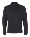 JA8614 J America Adult Cosmic Poly Fleece Quarter-Zip