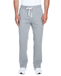 JA8992 J America Adult Premium Open Bottom Fleece Pant