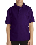 KS4552 Dickies Boy's Short-Sleeve Performance Polo