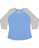 LA3530 LAT Ladies'' Baseball T-Shirt