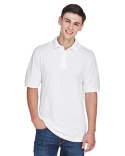 M265T Harriton Men's Tall 5.6 oz. Easy Blend™ Polo