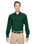 M610 Harriton Men's Paradise Long-Sleeve Performance Shirt