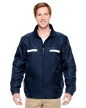 M770 Harriton Adult Survey Fleece-Lined All-Season Jacket