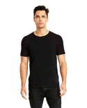 N3650 Next Level Unisex Raglan Short-Sleeve T-Shirt