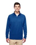PF95MR Jerzees Adult 6 oz. DRI-POWER® SPORT Quarter-Zip Cadet Collar Sweatshirt
