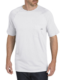 SS600T Dickies Men's Tall 5.5 oz. Temp-IQ Performance T-Shirt
