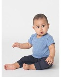 TR005W American Apparel Infant Triblend Short-Sleeve T-Shirt