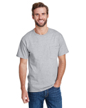 W110 Hanes Adult Workwear Pocket T-Shirt