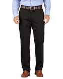 WP924 Dickies Men's KHAKI Relaxed Fit Tapered Leg Comfort Waist Pant