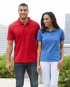 G948 Gildan Adult 6.8 oz. Piqué Polo