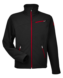 187334 Spyder Men's Transport Soft Shell Jacket